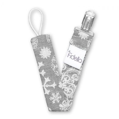 Fidella Dummy Strap - Iced Butterfly Smoke - Carrier Accessories - Fidella - Afterpay - Zippay Carry Them Close