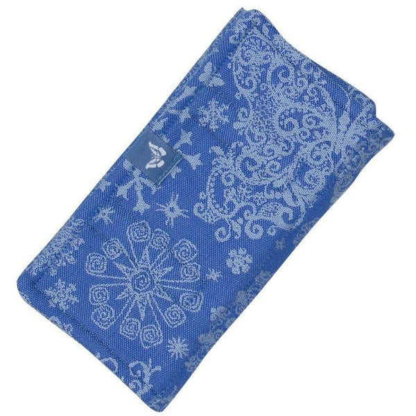 Fidella Suck Pads - Iced Butterfly Pearl Blue (Individual 1 x Pad), , Carrier Accessories, Fidella, Carry Them Close  - 1