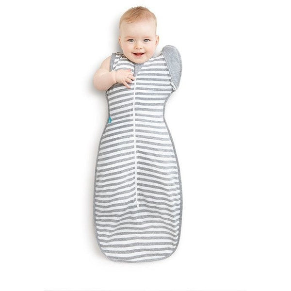 Love to Dream - Love to Swaddle Up 50/50 Original - Grey - Swaddle - Love To Deam - Carry Them Close