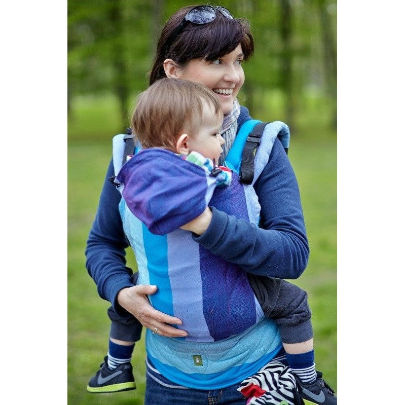 Lenny Lamb Ergonomic Carrier (BABY) - Finnish Diamond, , Baby Carrier, Lenny Lamb, Carry Them Close  - 1