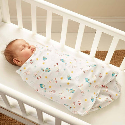 Gro Swaddle Baby Wrap - Parade Swaddle - swaddle - The Gro Company - Afterpay - Zippay Carry Them Close