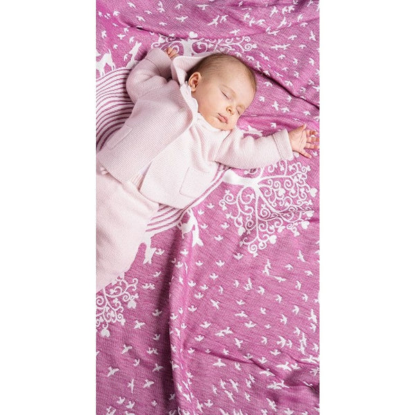 Kokadi Blanket - Leonie in Wonderland (Bamboo) ***Pre-Order***, , Baby Blankets, Kokadi, Carry Them Close