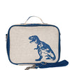 SoYoung - Insulated Lunch bag - Blue Dino