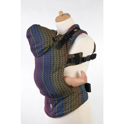 Lenny Lamb Ergonomic Carrier (BABY) - Little Love Delight (Silk, Wool, Cashmere, Cotton) (Second Generation), , Baby Carrier, Lenny Lamb, Carry Them Close  - 3