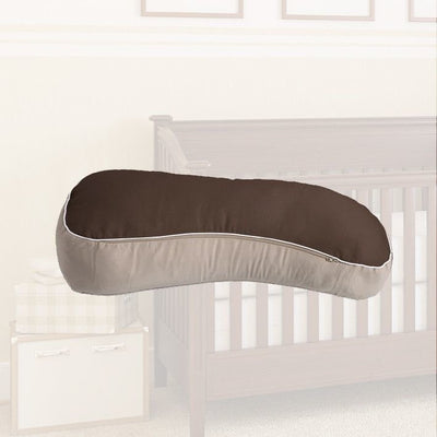 Milkbar Nursing Pillow - Choc/Sand - Nursing Pillow - Milkbar - Afterpay - Zippay Carry Them Close