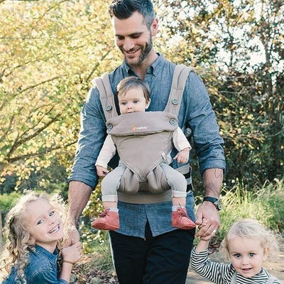 Ergobaby 360 Carrier - Moonstone, , Baby Carrier, Ergobaby, Carry Them Close  - 8