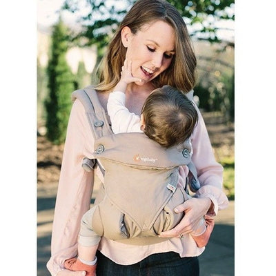 Ergobaby 360 Carrier - Moonstone, , Baby Carrier, Ergobaby, Carry Them Close  - 1