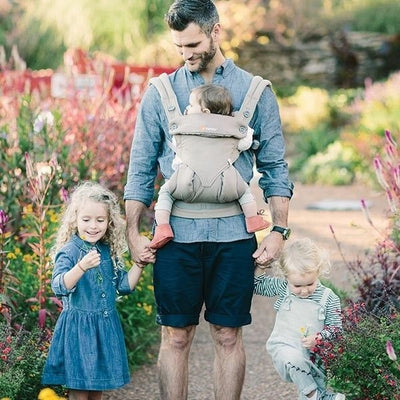 Ergobaby 360 Carrier - Moonstone, , Baby Carrier, Ergobaby, Carry Them Close  - 10