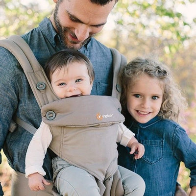 Ergobaby 360 Carrier - Moonstone, , Baby Carrier, Ergobaby, Carry Them Close  - 6