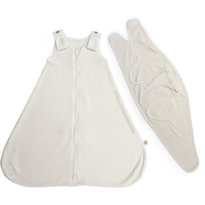 Ergobaby Swaddler and Sleeping Bag (Set) - Natural (Newborn - 9mnths) - swaddle - Ergobaby - Afterpay - Zippay Carry Them Close