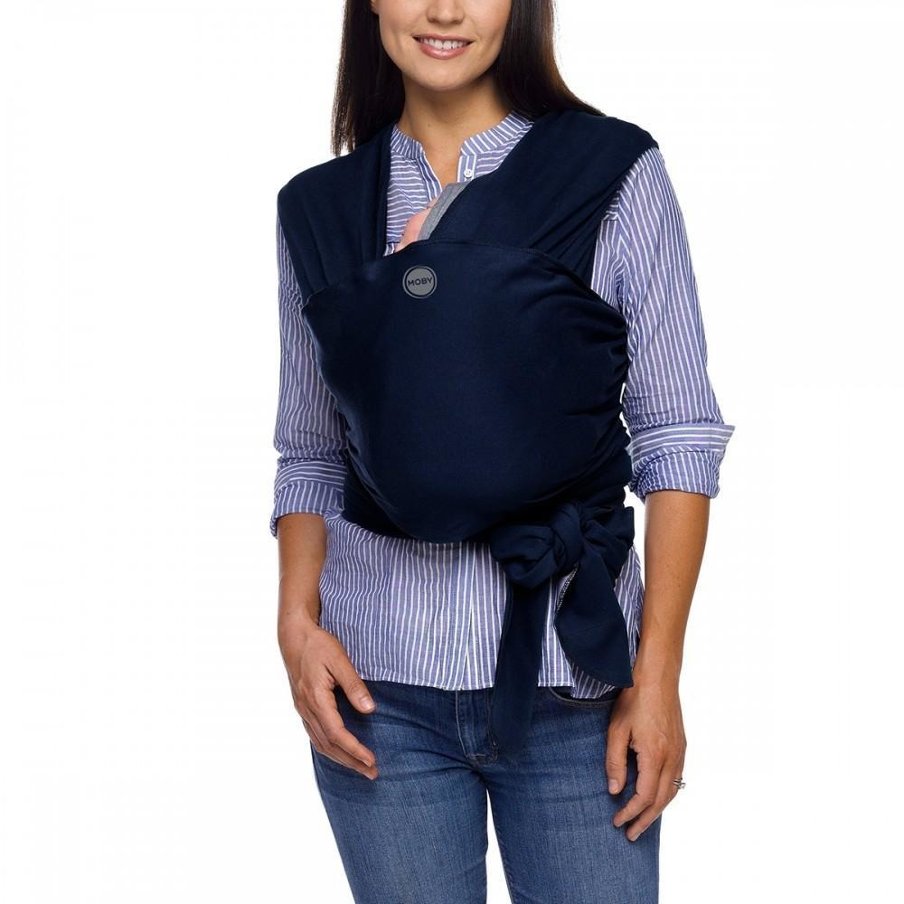Moby Wrap - Navy
