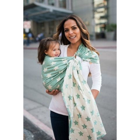 Tula Ring Sling - Glow Nebula - Wrap Conversion, , Ring Sling, Tula, Carry Them Close