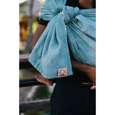 Tula Ring Sling - Lexington Neptune - Wrap Conversion - Ring Sling - Tula - Afterpay - Zippay Carry Them Close