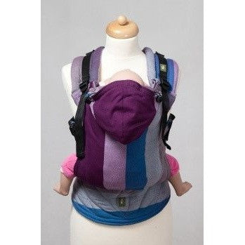 Lenny Lamb Ergonomic Carrier (BABY) - Norwegian Diamond, , Baby Carrier, Lenny Lamb, Carry Them Close  - 1