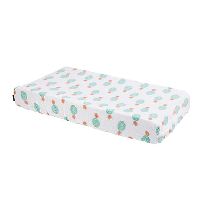Bebe Au Lait - Changing Pad Cover - Oahu