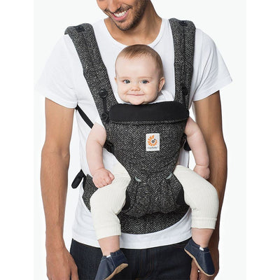 Ergobaby Omni Ergobaby 360 Carrier - Herringbone - Baby Carrier - Ergobaby - Afterpay - Zippay Carry Them Close
