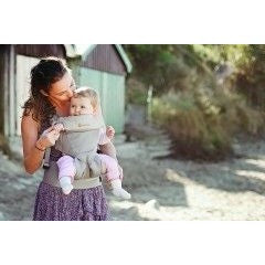 Ergobaby 360 Carrier - Grey - Baby Carrier - Ergobaby - Afterpay - Zippay Carry Them Close