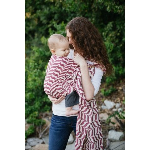 Tula Ring Sling - Migaloo Passion - Wrap Conversion, , Ring Sling, Tula, Carry Them Close