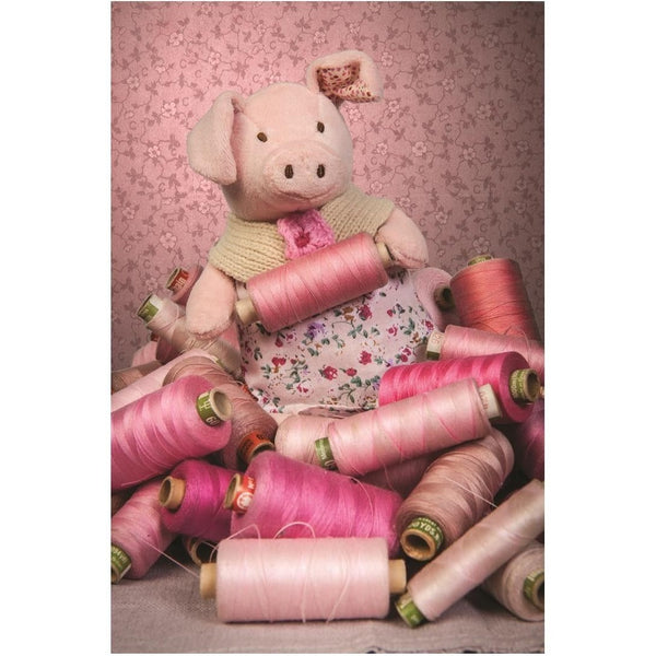 Ragtales - Primrose Pig, , Toys, Ragtales, Carry Them Close  - 1