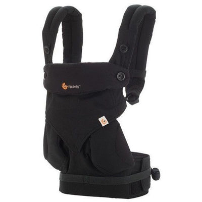 Ergobaby 360 Carrier - Pure Black, , Baby Carrier, Ergobaby, Carry Them Close  - 5