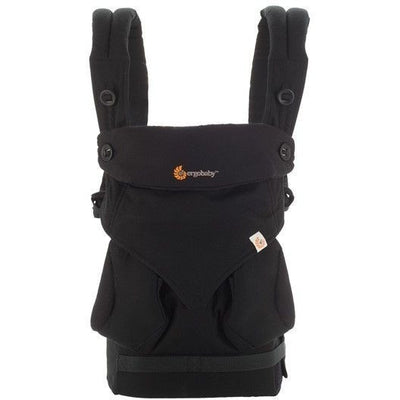 Ergobaby 360 Carrier - Pure Black, , Baby Carrier, Ergobaby, Carry Them Close  - 6