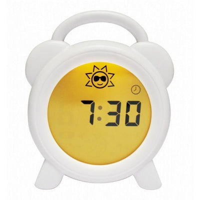 Sleep Easy - Sleep Training Clock & Night Light - nursery - Sleep Easy - Afterpay - Zippay Carry Them Close