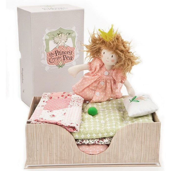 Ragtales - Ragtag Princess And The Pea - Toys - Ragtales - Carry Them Close