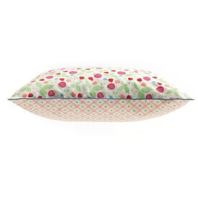 Djeco - Strawberry Cushion / Pillow - Bedding - Djeco - Afterpay - Zippay Carry Them Close
