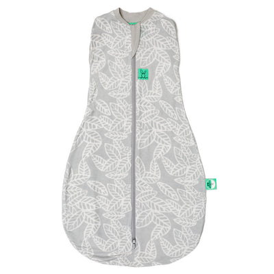 ErgoPouch - Ergo Cocoon Swaddle Bag Bamboo (0.2TOG) - Rainforest Leaves