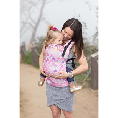 Tula Free-To-Grow Carrier - Syrene Sea - Baby Carrier - Tula - Afterpay - Zippay Carry Them Close