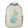 SoYoung - Toddler Backpack - Aqua Bunny