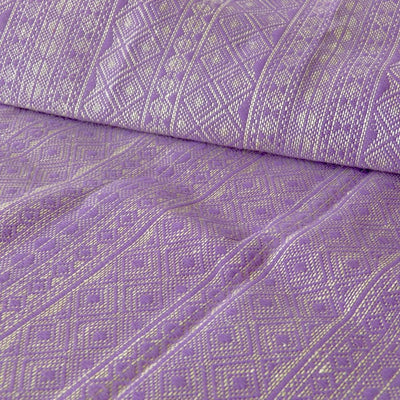DIDYMOS Baby Wrap Sling Prima - Purple Hemp, , Woven Wrap, Didymos, Carry Them Close  - 1