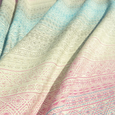DIDYMOS Baby Wrap Sling - Indio Aurora (Limited Edition) - Woven Wrap - Didymos - Afterpay - Zippay Carry Them Close