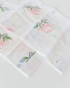 Little Unicorn - Muslin Security Blankets Comforter - Watercolor Rose (set of 2)