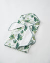 Little Unicorn - Hooded Towel and Wash Cloth Set - Tropical Leaf