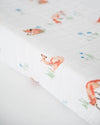 Little Unicorn - Changing Pad Cover - Fox
