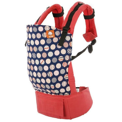 Tula Toddler Carrier - Trendsetter Coral - Toddler Carrier - Tula - Carry Them Close