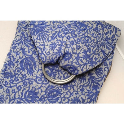Diva Milano - Diva Milano Ring Sling Veneziano - Azzurro - Ring Sling - Diva Milano - Afterpay - Zippay Carry Them Close