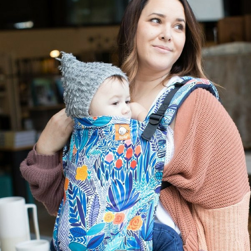 Carry Them Close Baby Carrier Australia Tula Baby