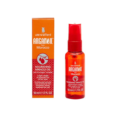 Lee Stafford Argan Oil Nourishing Miracle Oil