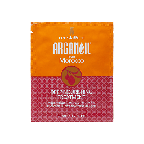 Lee Stafford Argan Oil Deep Nourishing Treatment Sachet