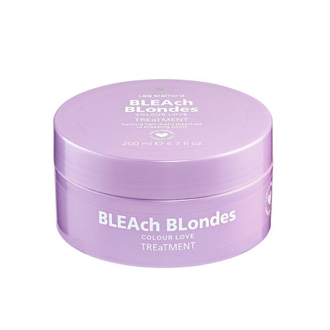 Lee Stafford Bleach Blondes Everyday Care Tone Saving Treatment