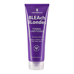 Lee Stafford Bleach Blondes Purple Reign Toning Conditioner