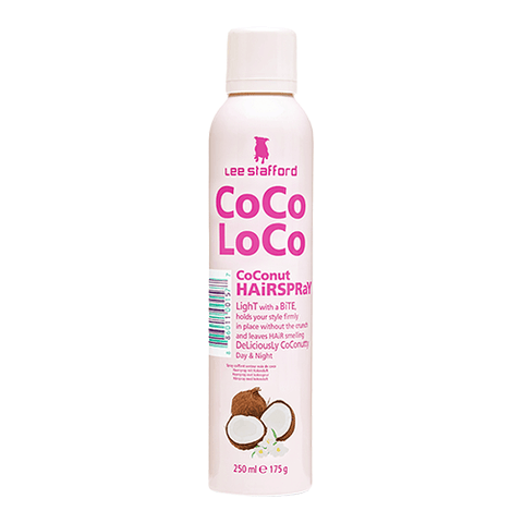 Lee Stafford Coco Loco Coconut Hairspray