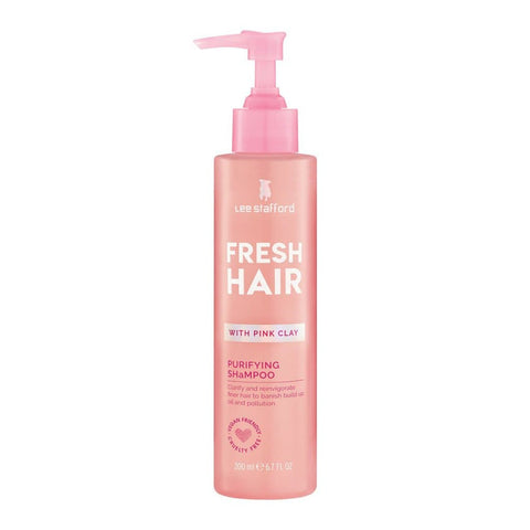 Lee Stafford Fresh Hair Purifying Shampoo
