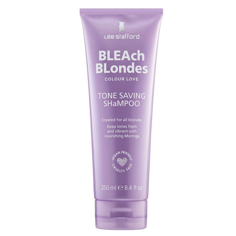 Lee Stafford Bleach Blondes Everyday Care Tone Saving Shampoo