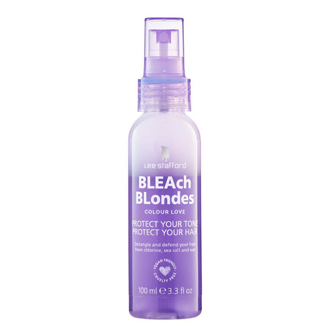 Lee Stafford Bleach Blondes Everyday Care Protect Your Tone UV Spray