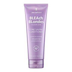 Lee Stafford Bleach Blondes Everyday Care Tone Saving Conditioner