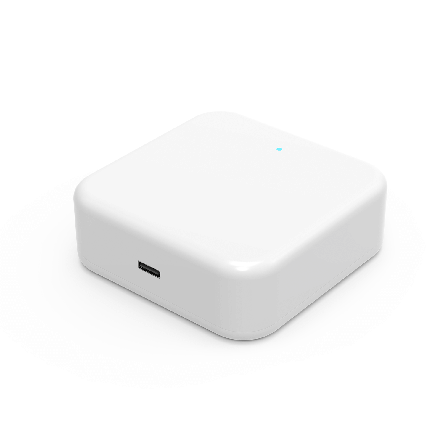 Dato Home Smart Hub Gateway, connect your datohome devices through the gateway, unlock from afar and pair with amazon alexa echo and google home