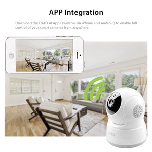 C-S200 Indoor Smart Camera - Dato AI Home provides the best smart home and IoT devices 2020